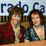 Rencontre avec Anne Roumanoff